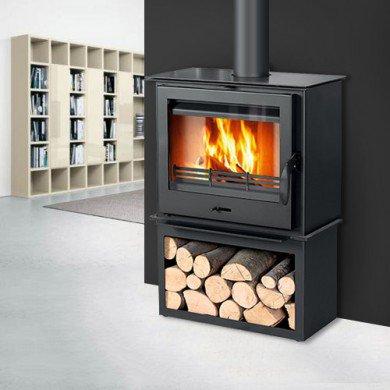 choisir la bonne puissance pour son po le bois. Black Bedroom Furniture Sets. Home Design Ideas