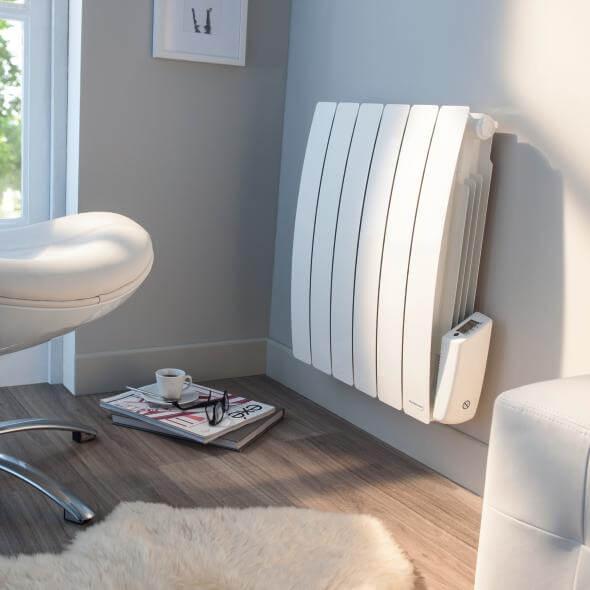 les vari t s de chauffage lectrique radiateurplus. Black Bedroom Furniture Sets. Home Design Ideas